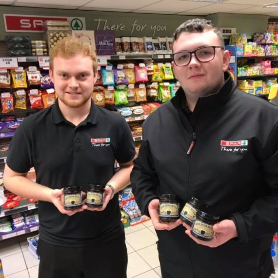 Irish Black Butter back in stock at Cantley's Spar, Portrush