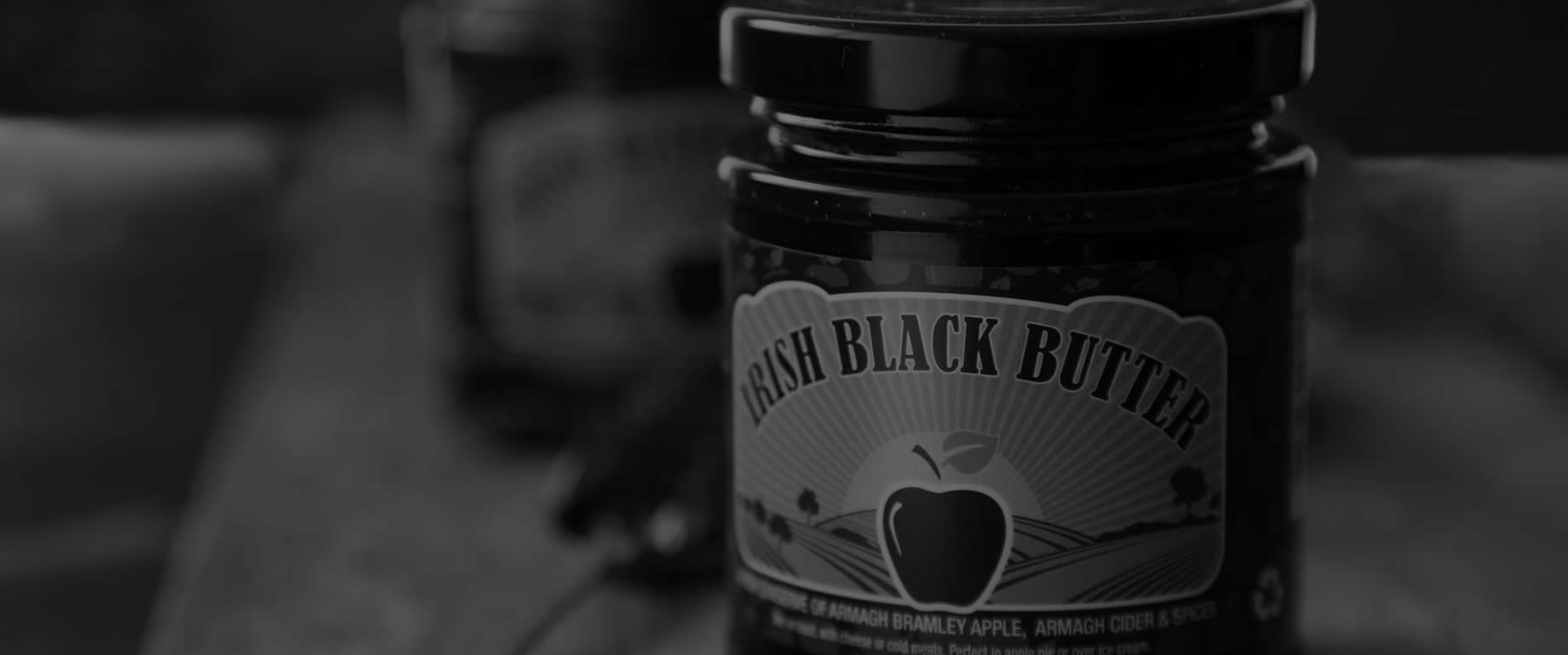 Jar of Irish Black Butter